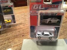 1/64 Greenlight White Chevrolet  Camaro (same scale as DCP)