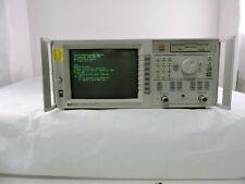Agilent 8712Et Transmission/Relection Vector Network Analyzer 300kHz to 1.3Ghz