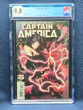 Captain America #5 Vol 9 Comic Book - CGC 9.8