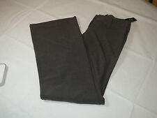 B-Wear Byer California Cambridge Juniors womens 0 stretch Pants grey 4075277 NWT