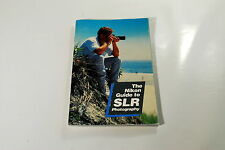 Nikon genuine SLR Camera Guide to SLR Photography 1989 60 color pages (EN)