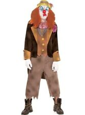 D. Ranged Clown Adult Plus Costume - NWT Free Shipping
