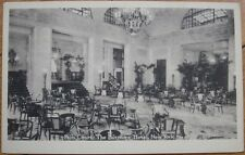 1920 Postcard: Biltmore Hotel Palm Court - New York, NY