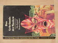 Bonhoff / Schauer - Das Geheimnis der Masken (Militärverlag DDR, 1977)