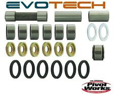 KIT REVISIONE LEVERISMI - LEVERAGGI HONDA CR 250 R 1989 - 1990 VERTEX PIVOT WORK