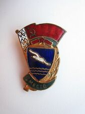 "RUSSIA BELARUS USSR SPORT SOCIETY ""BUREVESTNIK"" BADGE PIN"