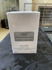 Creed Silver Mountain Water Perfume Full Size New Boxed Eau De Parfum Edp 120ml