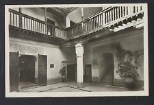 2357.-TOLEDO -11 Patio del la Casa del Greco