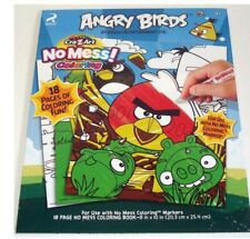 Angry Birds Cra-Z-Art no mess Coloring Book...