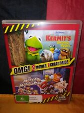 The Muppets Take Manhattan / Kermit's Swamp Years (DVD, 2011)