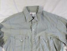 Vtg 60s Fancy Western Shirt Made in Japan S.S. Kresge For Kmart Sz S Cotton 70s