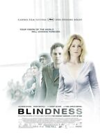 BLINDNESS MOVIE POSTER 2 Sided ORIGINAL 27x40