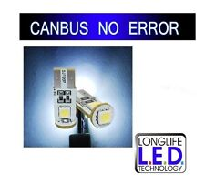 20 ampoules led w5w canbus angel eyes e46 + 2 ampoule H7 osram coolblue hyper