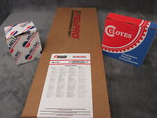 AMC/Jeep 242 4.0L 1992-93 Gasket Set/3pc Timing Set/Oil Pump Se Habla Espanol