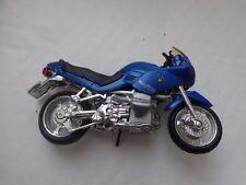 1/18 MAISTO - BMW R1100 RS - DIECAST MOTORBIKE MOTORCYCLE BIKE MODEL