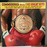 """THE COMMODORES - All The Great Hits (Motown) - 12"""" Vinyl Record LP - EX"""