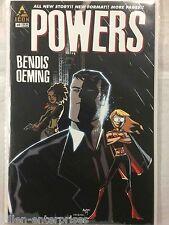 Powers #1 Comic Book Marvel Icon 2009