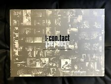 The Rolling Stones - I-CON.TACT / EYE-CONTACT Signed Photo Book (Mankowitz 1998)