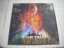 STAR TREK - PRIMO CONTATTO  /   laserdisc film in italiano