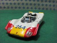"PORSCHE 908/2 Flunder 3000cc. Spyder "" Targa Florio 1969 ""  - 1/43 Best 9209"