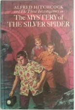 Alfred Hitchcock and the Three Investigators in The Mystery of the Silver Spider