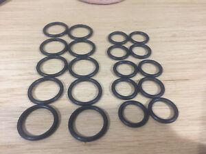 Steelcase tanker desk roller o-rings for 5 drawers