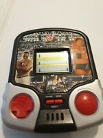 VINTAGE THE ROCK ELECTRONIC HANDHELD LCD GAME WWF MGA 1997