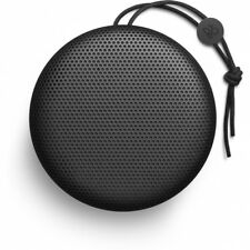 B&O Play by Bang and Olufsen Beoplay A1 Portable Speaker Black
