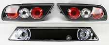 Black Altezza Tail lights FITS Nissan 180SX 200SX 240SX S13