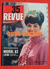 REVUE 1962 Nr. 35 (2.09.62): Rebellen gegen Castro / Moral 62