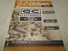7950 GC Electronics Radio /& TV  3 pc Tweezer Set