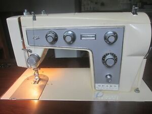 Kenmore Sewing Machine model 158.905 with Cabinet