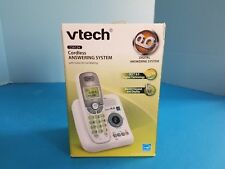 Home VTech CS6124 DECT 6.0 Cordless Phone with Answering System and Caller ID