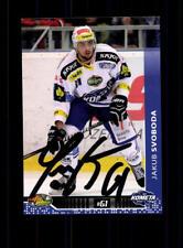 Jakub Svoboda Autogrammkarte HC Kometa BRNO Original Signiert+A 171007
