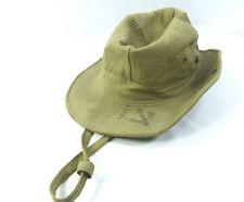 Military IDF Hat Soldier Khaki Stetson Israel 1950s Rare Signed Duvoir Le Mans