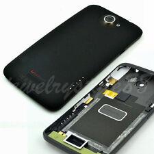 Black Full Housing Battery Back Door Case Cover For HTC One X S720e G23