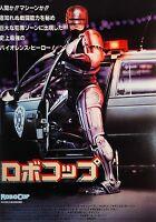 Robocop 1987 Paul Verhoeven Peter Weller Japan Chirashi Mini Movie Poster B5