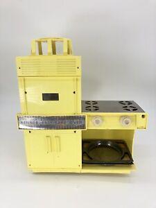 VINTAGE 1964 Kenner's EASY BAKE Oven Yellow (Read Desc)
