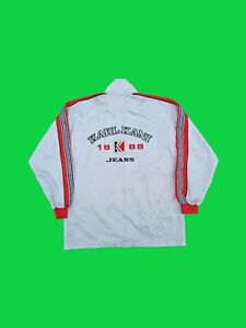 Vintage 90s Karl Kani Hiphop Zipper Jacket.
