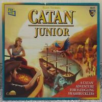 Catan Junior Board Game #3025 Mayfair Games 2012