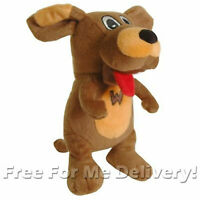 Wiggles Licensed Wags The Dog Plush Animal Soft Toy 25cm **FREE DELIVERY**