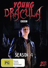 BBC : YOUNG DRACULA - COMPLETE SEASON 4  -  DVD - UK Compatible