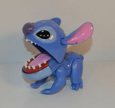 "RARE 2002 Biting Stitch 4"" McDonald's Europe Action Figure Disney Lilo & Stitch"