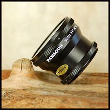 FREE UK POST Panagor Semi Fisheye conversion lens fits Canon Nikon via S7 mount