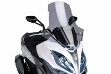 PUIG V-TECH LINE TOURING SCREEN KYMCO XCITING 400i 14-16 LIGHT SMOKE
