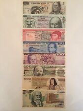 MEXICO  1000  PESOS  1984  aUNC   P 81 about Uncirculated Banknotes