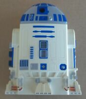 Tiger Electronics Vintage Collectible Star Wars R2-D2 Cassette Tape Player 1997