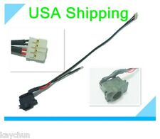 DC power jack plug in cable harness for SAMSUNG N128 NP-N128 NP-N130 NP-N140