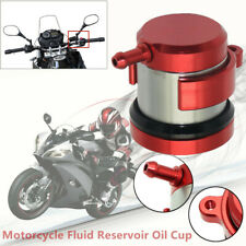 Motorcycle&Powersport Fluid Reservoir Oil Cup CNC Billet Front Brake Clutch Tank