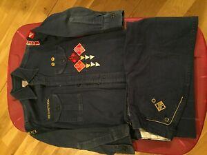Vintage BSA Cub Scout uniform